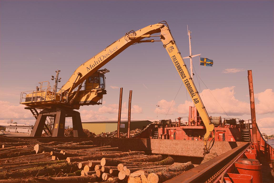 FTAB sidhuvudbild - hamn stuveri